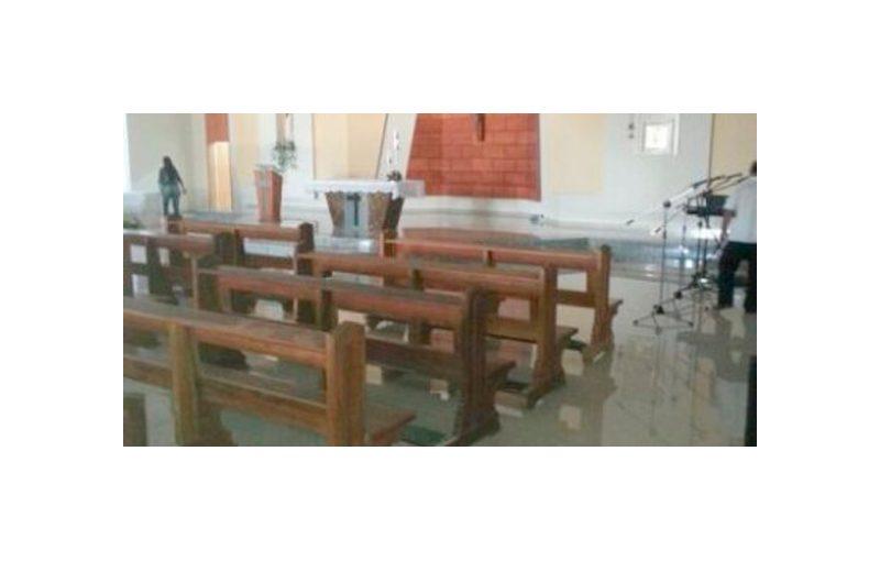 Inauguración Iglesia de San Agustín