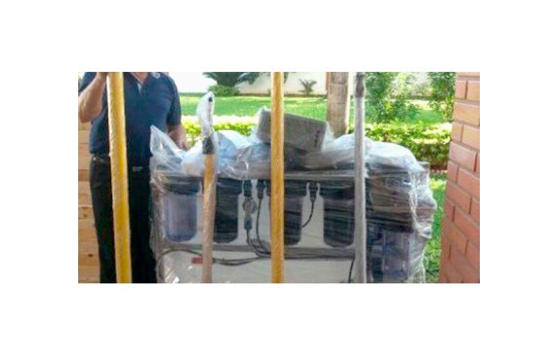 Limpieza de Vidrios en Altura - Paraguay