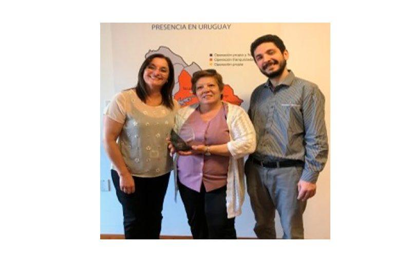 Reconocimiento a los 10 años de Trayectoria Viera y Colman