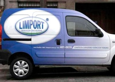 camionera servicios Limport