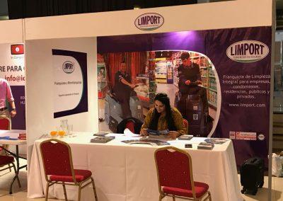 Limport en Feria Internacional de Franquicias de Paraguay FIFPy 2018